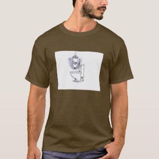 T-shirt Bombe de puanteur