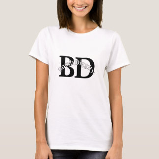 T-shirt Bombe Diggity (vieille école)