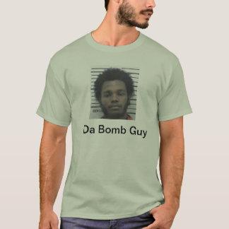 T-shirt Bombe T du DA