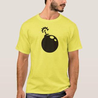 T-shirt Bombes loin