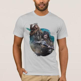 T-shirt Bombur et Bofur
