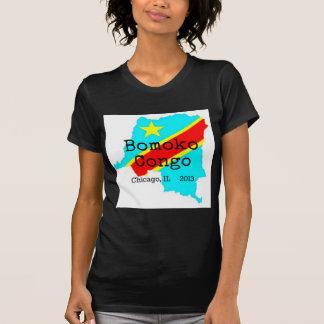 T-shirt Bomoko Congo 2013
