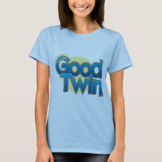 T-shirt Bon jumeau