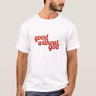 T-shirt Bon sans Dieu