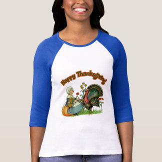 T-shirt - bon thanksgiving