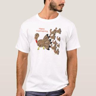T-shirt Bon thanksgiving