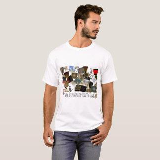 """T-shirt Bonafide4Life.com """"T-shirt des albums"""""""