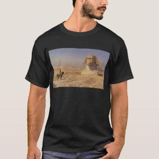 T-shirt Bonaparte avant le sphinx