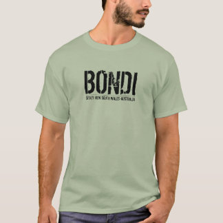 T-shirt Bondi Australie
