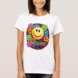T-shirt bonheur !