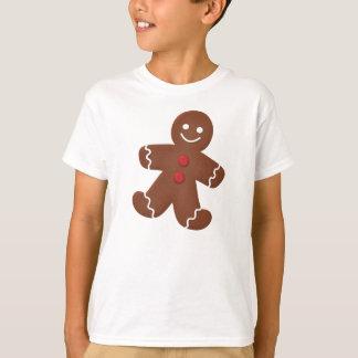 T-shirt Bonhomme en pain d'épice
