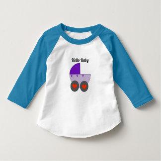 T-shirt Bonjour bébé
