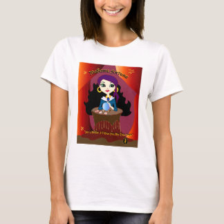 T-shirt Bonjour chariots : Madame Fortuna