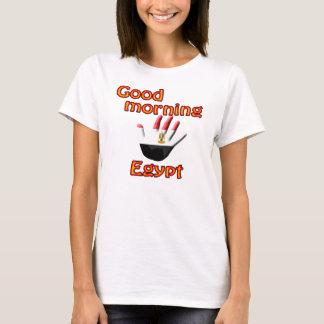 T-shirt Bonjour Egypte