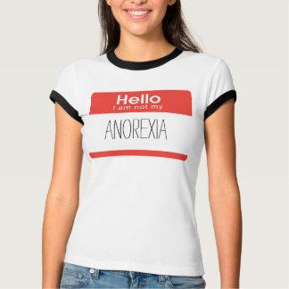 T-shirt Bonjour je ne suis pas….