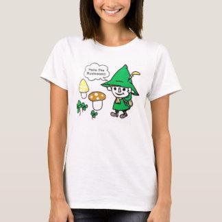 T-shirt bonjour le champignon