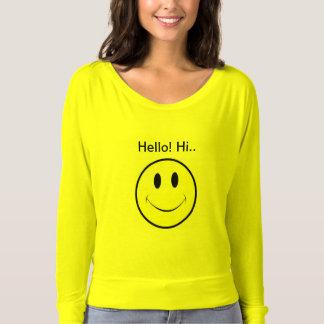 T-shirt Bonjour ! Salut.
