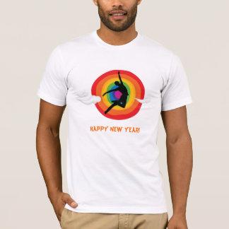 T-shirt Bonne année ! (pour l'homosexuel)