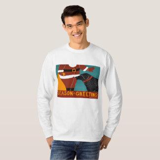T-shirt Bonnes Fêtes - la chemise des hommes