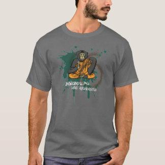 T-shirt Bonobo Guru