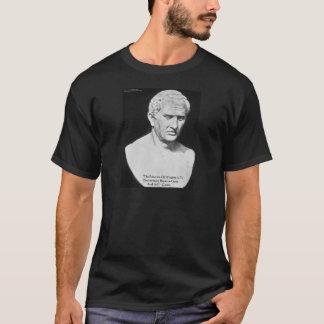"""T-shirt Bons et mauvais"""" cadeaux de citation de sagesse"""