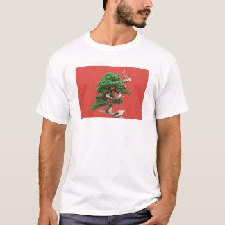 T-shirt Bonsaïs de genévrier