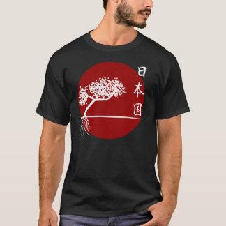 T-shirt Bonsaïs japonais