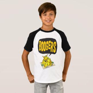 T-shirt Boogers