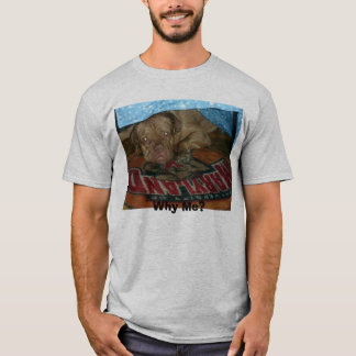 T-shirt Boomer 006, pourquoi je ?