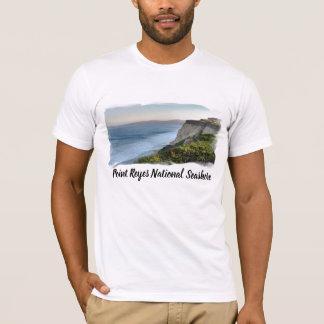 T-shirt Bord de la mer de négligence de ressortissant de