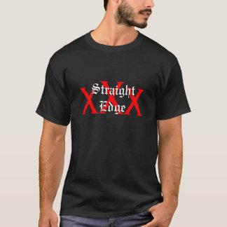 T-shirt Bord droit XXX