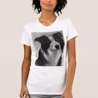 T-shirt Border collie