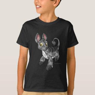 T-shirt Bori Checkered