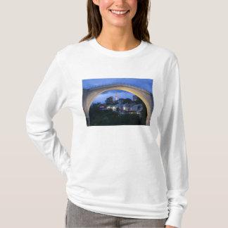 T-shirt Bosnie-Hercegovine - Mostar. Le vieux pont 2