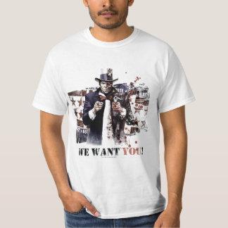 T-shirt Bosselure de Harvey - nous vous voulons !