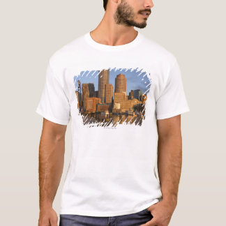 T-shirt Boston, bord de mer du Massachusetts