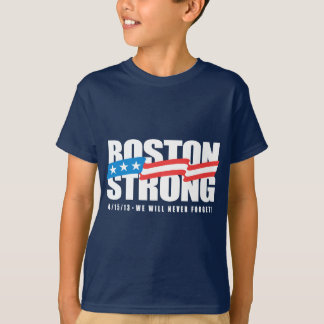 T-shirt Boston fort