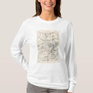 T-shirt Boston, le Massachusetts