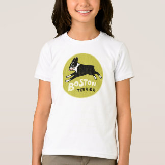 T-shirt Boston Terrier