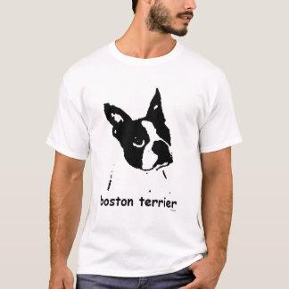 T-shirt Boston Terrier
