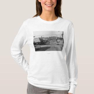 T-shirt Bothell, WA - photographie de scène du centre de