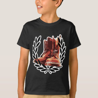 T-shirt bottes