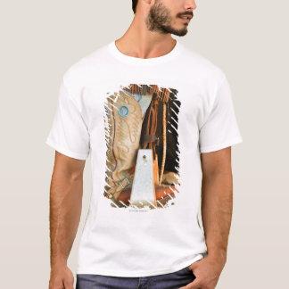 T-shirt Bottes de cowboy