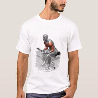 T-shirt Boucles de poignet