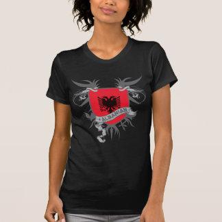 T-shirt Bouclier 3 de l'Albanie
