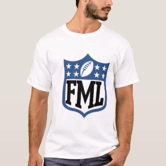 T-shirt bouclier de fml