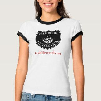 T-shirt Bouclier de Hauberk B&W