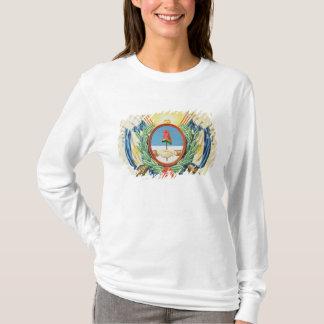 T-shirt Bouclier de la confédération de l'Argentine