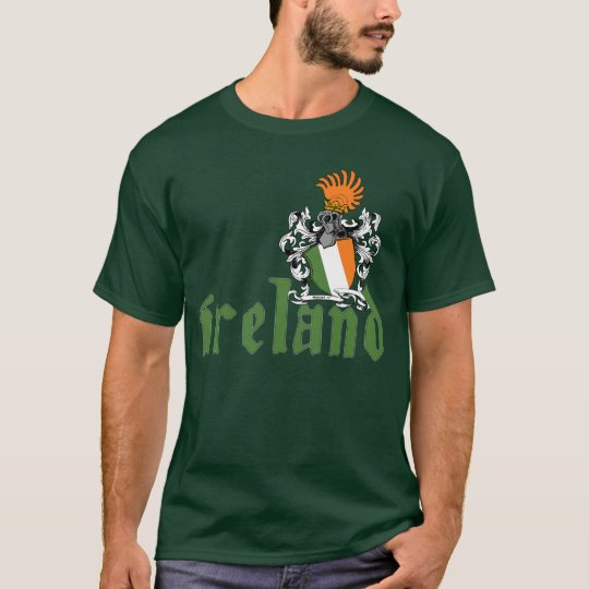 T-shirt Bouclier de l'Irlande