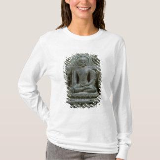 T-shirt Bouddha assis dans la méditation